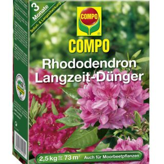COMPO Rhododendron Langzeitdünger / COMPO Rhododendron Langzeitdünger