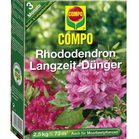 COMPO Rhododendron Langzeitdünger