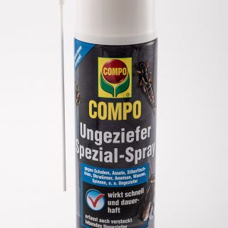 COMPO Ungeziefer Spezial-Spray / COMPO Ungeziefer Spezial-Spray